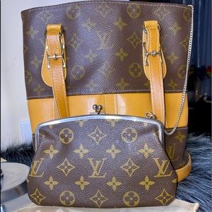 💯 LOUIS VUITTON FRENCH COMPANY BUCKET